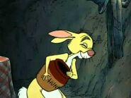 Rabbit winnie the pooh
