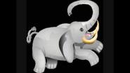 Safari Island Elephant