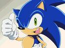 Sonic in Sonic X