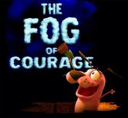 The Fog of Courage Title Card