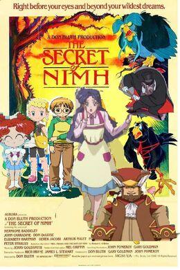 The Secret of NIMH Chris1703 style