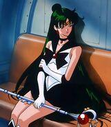 Trista Meioh A.K.A Sailor Pluto