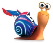 Turbo the Snail