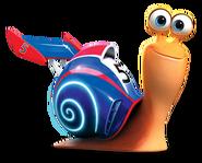 Turbo the Snail