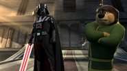 Darth Vader and Khampa