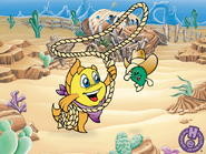 Freddi Fish Wallpaper 1
