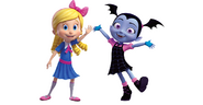 Goldie and Vampirina (2)