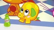 Moshi Monsters movie snoodle
