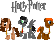Ponified Golden Trio