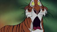 Shere Khan screams