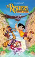 The Rescuers Down Under (1990) (Davidchannel's Version)