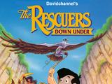 The Rescuers Down Under (Davidchannel Version)