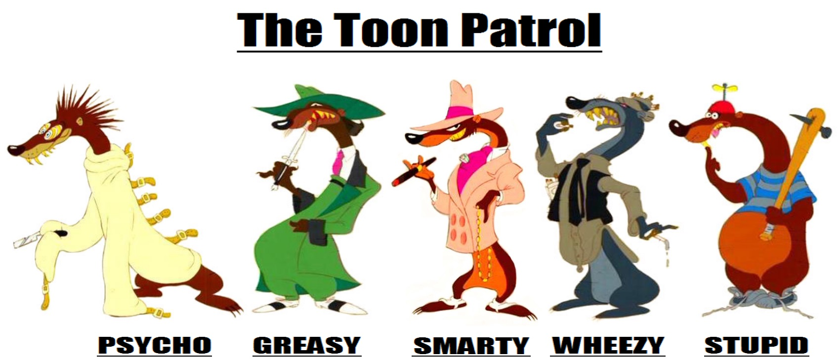 Toon Patrol | The Parody Wiki | FANDOM powered by Wikia