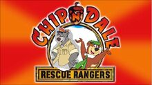 Baloo n yogi rescue Rangers