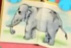 Blue's Clues Elephant