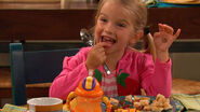 Charlie (from Good Luck Charlie) as Laura