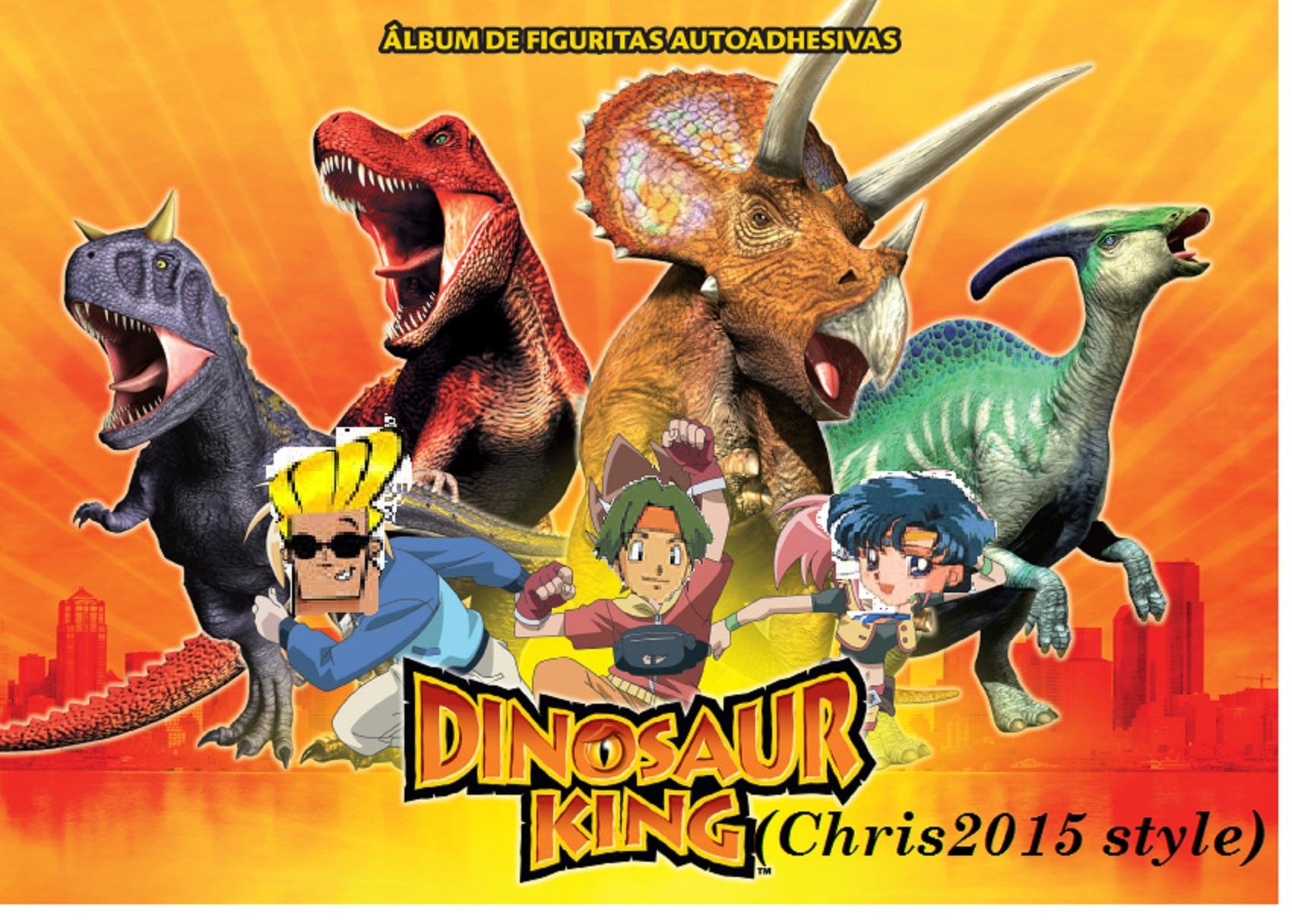 Dinosaur King - Best TV Shows Wiki