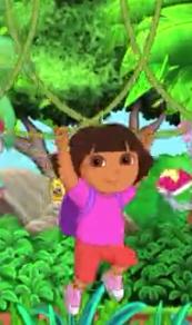 Dora Swinging (1)