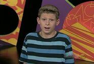 Garrett as Arnold
