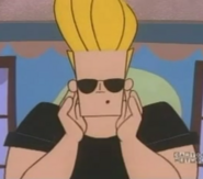 Johnny Bravo in The Perfect Gift