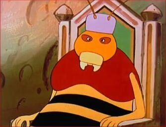 Queen Hornet (Maya the Bee)