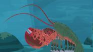 American Lobster Wild Kratts