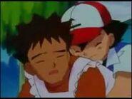 Ash humping Brock