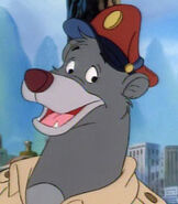Baloo in TaleSpin