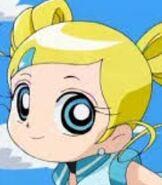 Bubbles in The Powerpuff Girls Z