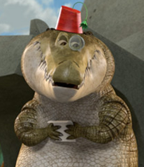 Crocodile Ambassador