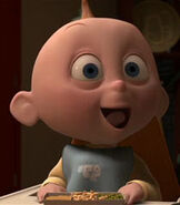Jack-Jack Parr in The Incredibles
