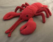 Lupe the Lobster