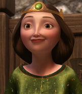 Queen Elinor As Chief Tannabok