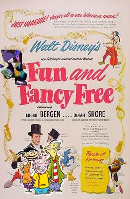Rayman's Fun and Fancy Free.