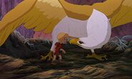 The Rescuers Down Under Eagle