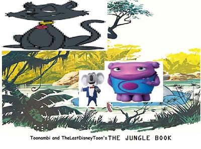 Toonambi and TheLastDisneyToon's The Jungle Book.