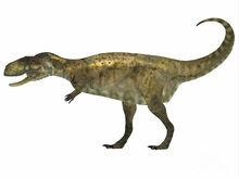 Abelisaurus-side-profile-corey-ford