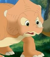 Cera in The Land Before Time 9 Journey to Big Water