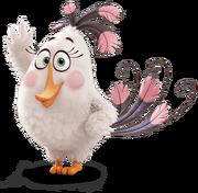 Matilda angry birds 2016