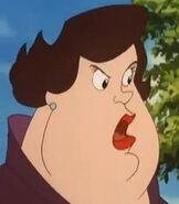 Mrs. Prysselius in Pippi Longstocking