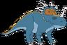 Abbot the Styracosaurus
