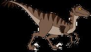 Axel thetarbosaurusking