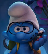 Brainy Smurf in Smurfs The Lost Village