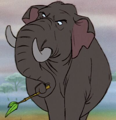 Colonel hathi jungle book
