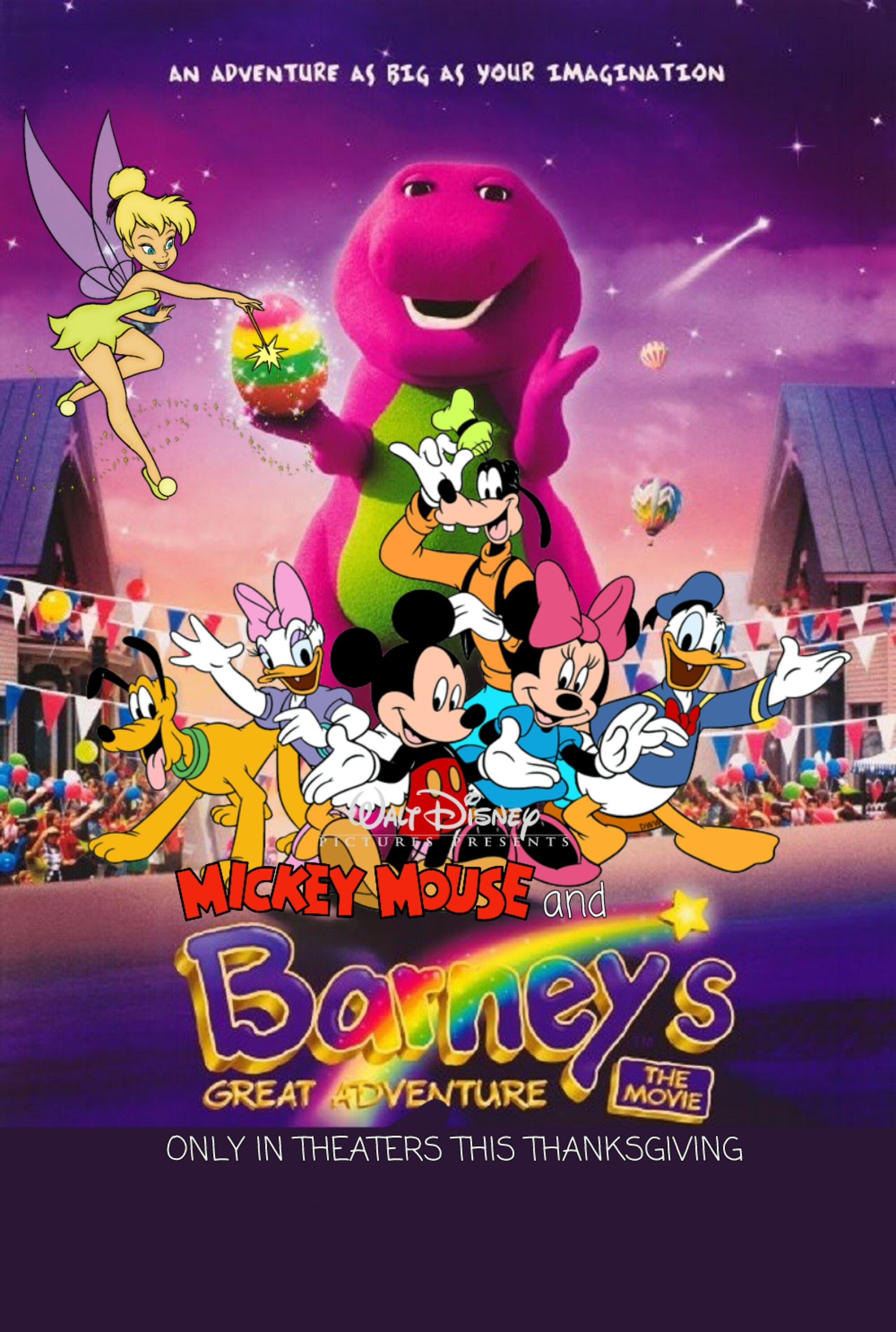 barneys great adventure the movie part 5 youtube