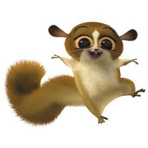 Mort the Mouse Lemur (Madagascar)