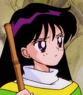 Sailor Mars in Sailor Moon S the Movie-0