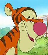 Tigger in Winnie the Pooh Wonderful Word Adventure