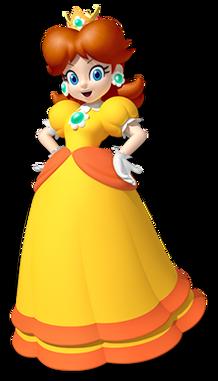 Daisy super mario