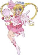 Lucia mermaid melody